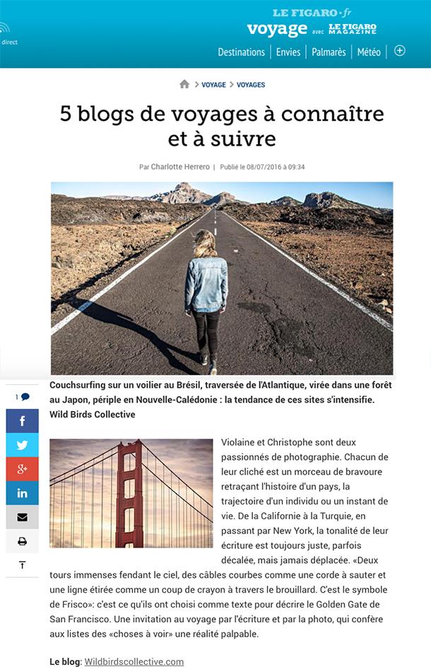 WBC sur le Figaro.fr