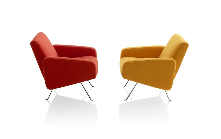 fauteuils 50 39 s mobilier culte wild birds collective. Black Bedroom Furniture Sets. Home Design Ideas