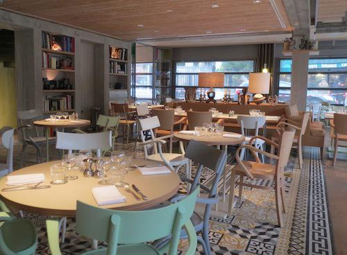 Starck aux puces de st ouen wild birds collective - Restaurant starck puces ...