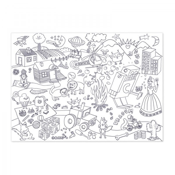 Chiara stella home wild birds collective - Coloriage omy ...