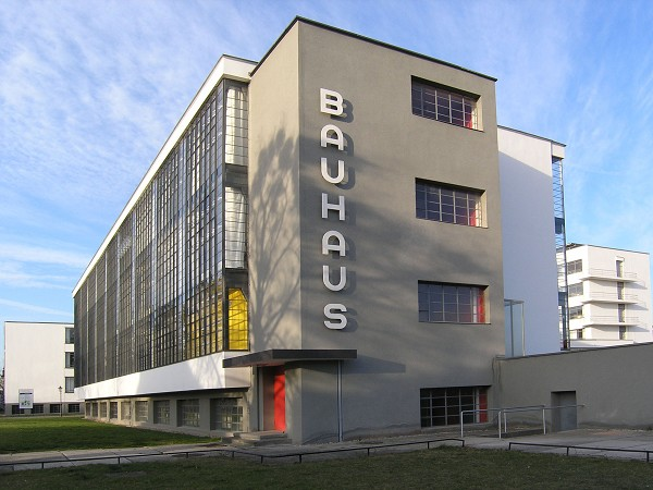 bauhaus institution in post world war i germany After delays caused by the destruction of world war i and a lengthy debate over who should head the institution  germany bauhaus  post- world war.