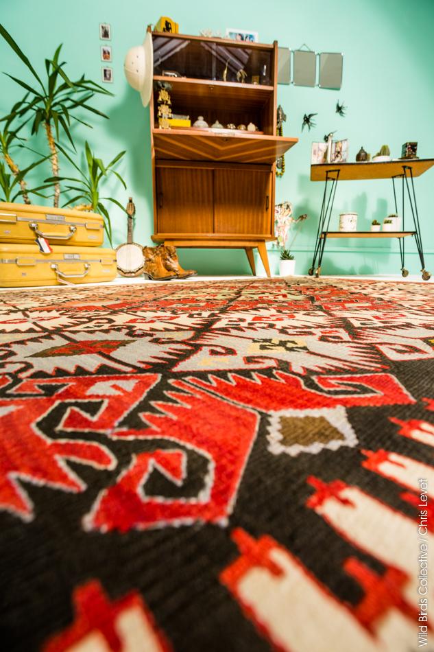 Exceptionnel Kilim Déco : Les tapis d'Anatolie - Wild Birds Collective XZ61