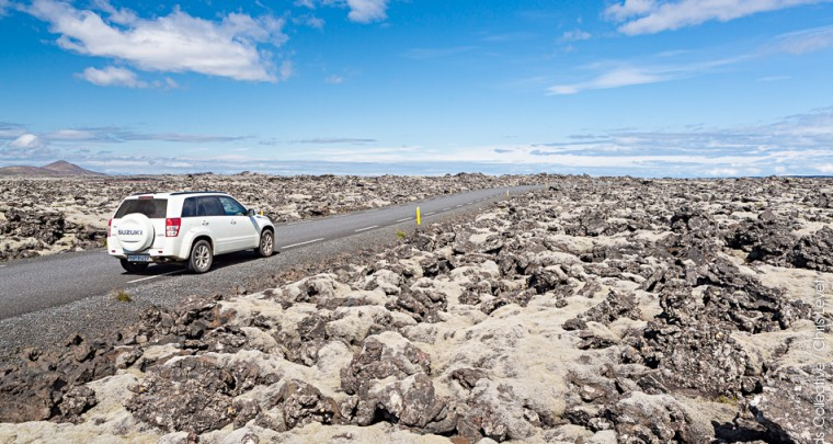 Iceland : On the road