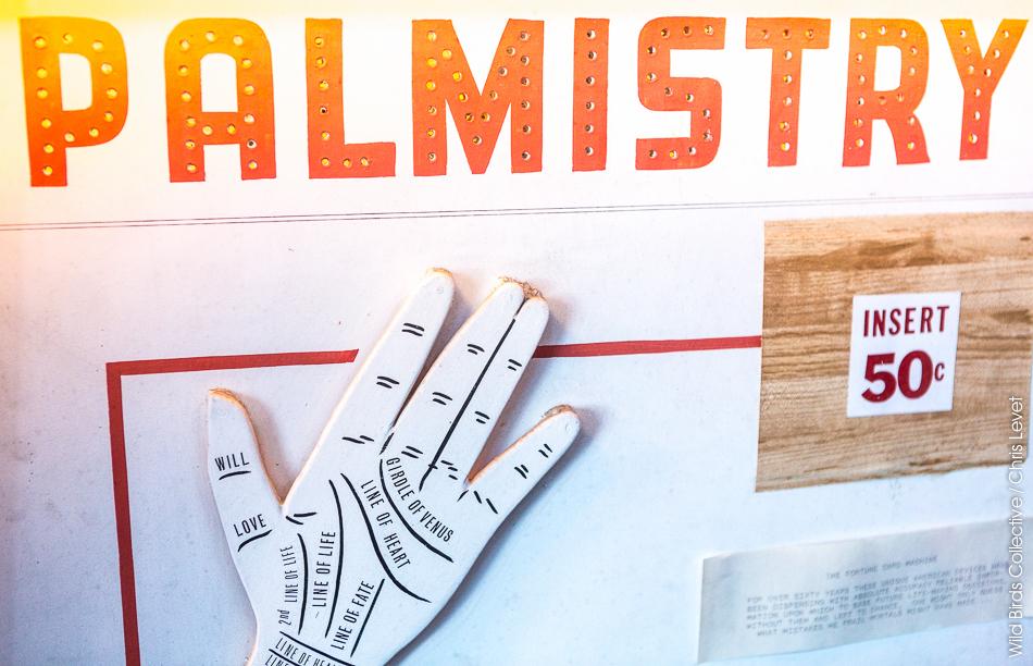Musée Mécanique San Francisco ©www.levetchristophe.fr
