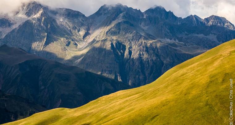 Balade dans les Alpes : Col de la Croix de Fer