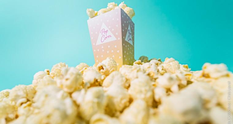Popcorn Box DIY
