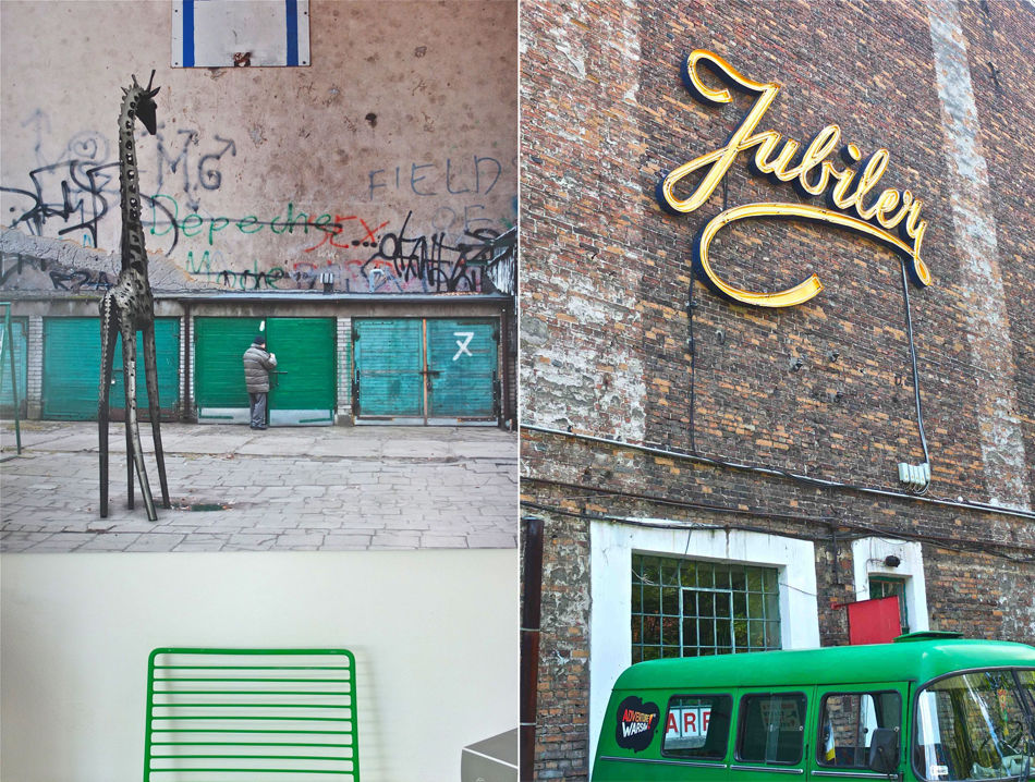 Magazyn Praga Soho Varsovie