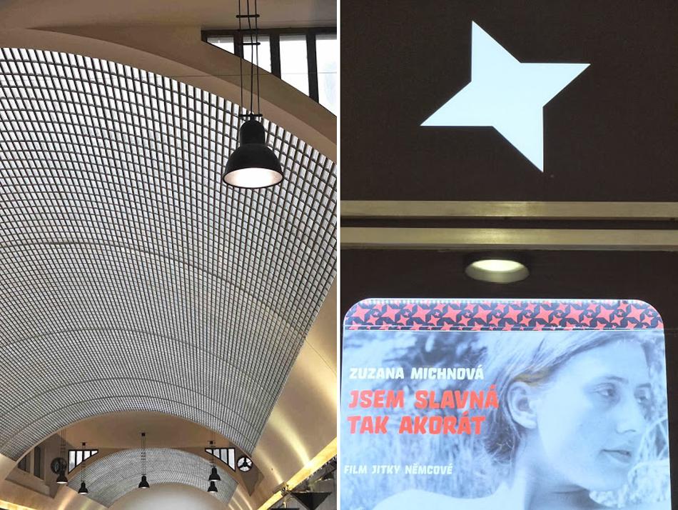 Passages et Galerie Prague