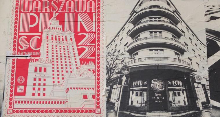 Prague & Varsovie : les City-Guides Slavia Vintage