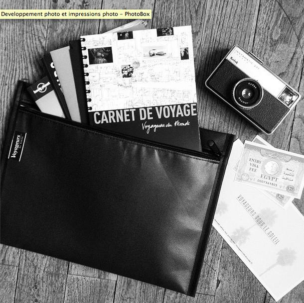 Carnet de voyage Voyageurs du Monde