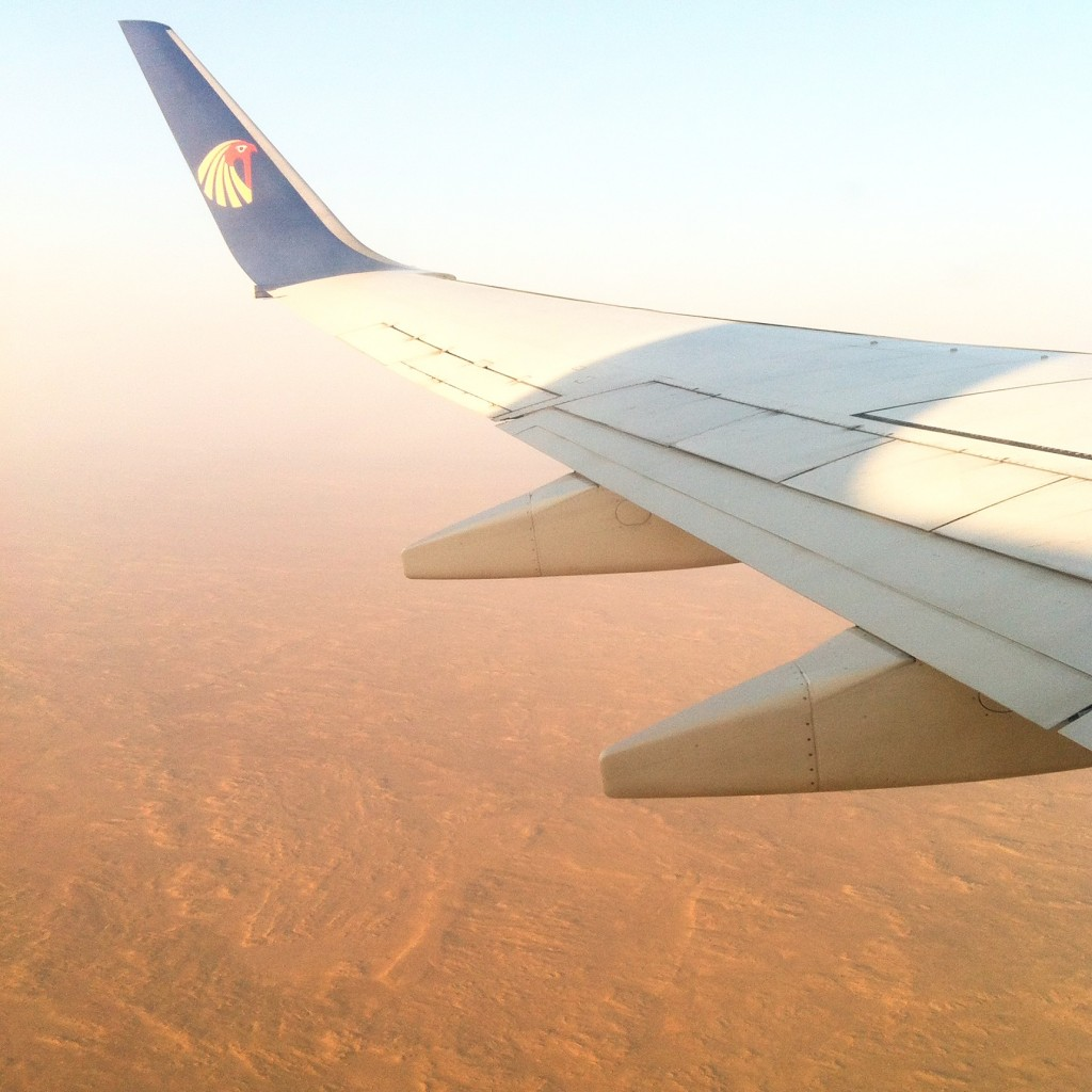 Egypte vue du ciel