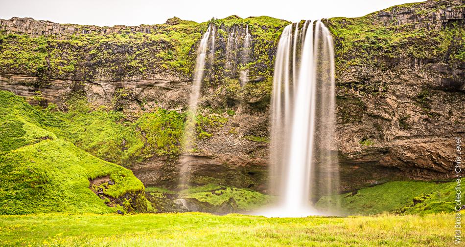 Seljalandsfoss Islande
