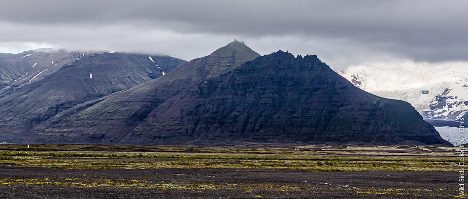 Glacier de Vatnajokull Islande