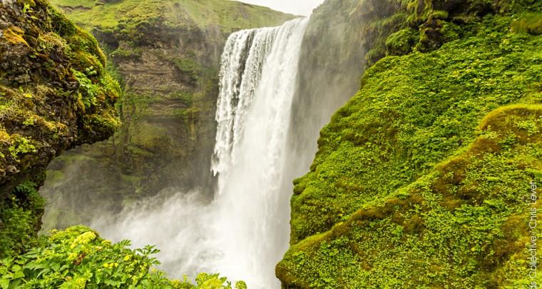 Islande 4 : Seljalandsfoss & Skogafoss