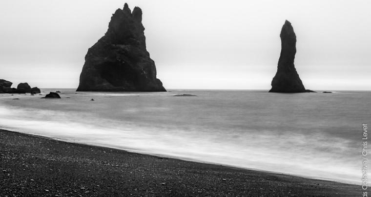 Islande : Vik et les plages de sable noir