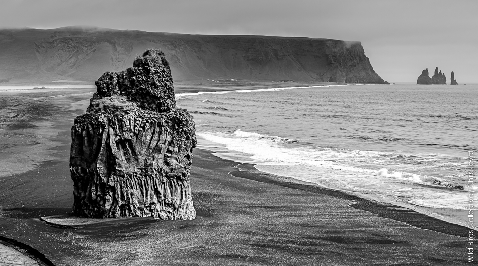 cap de Dyrhólaey Vik Islande
