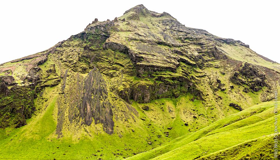 Montagne Islande