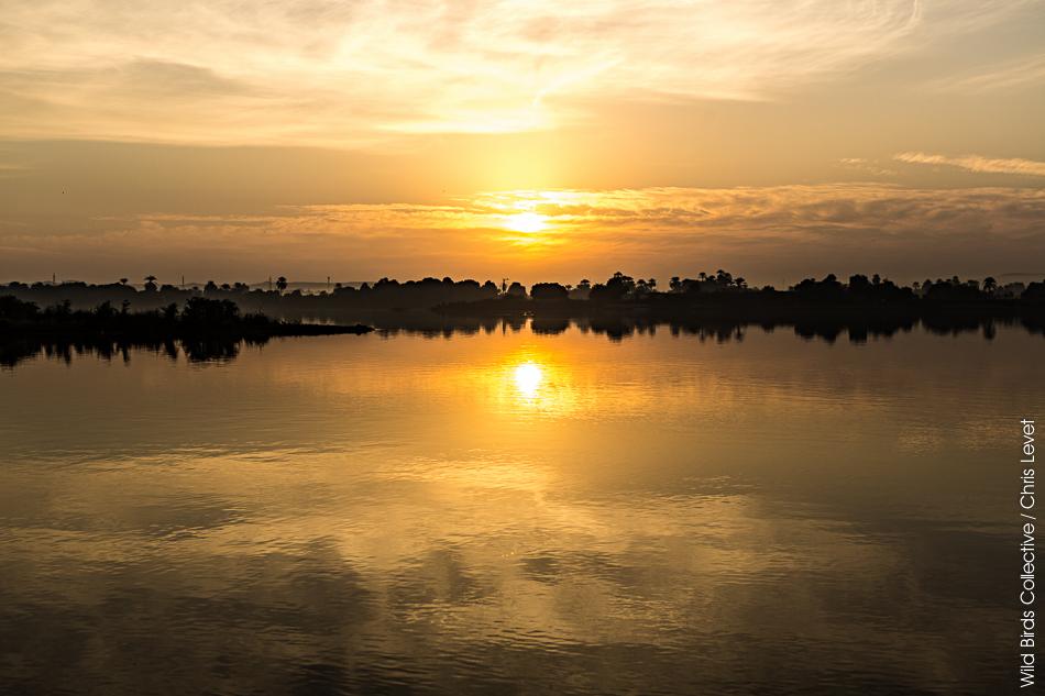 Egypte Nil Edfou