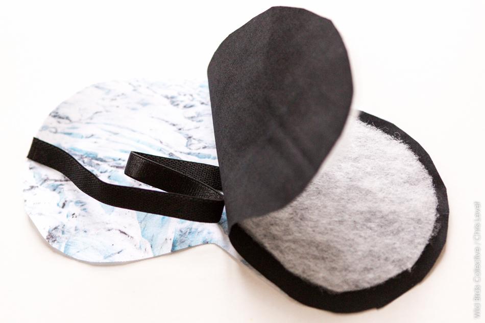 DIY Masque de sommeil