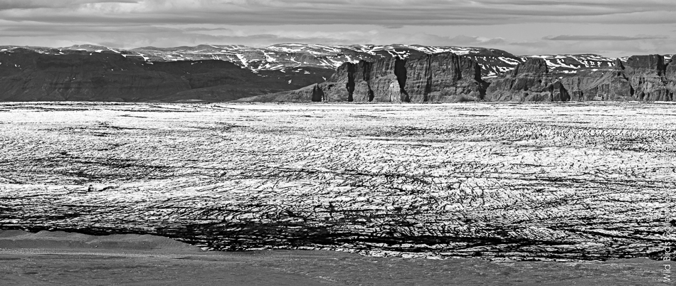 Skaftafell Islande