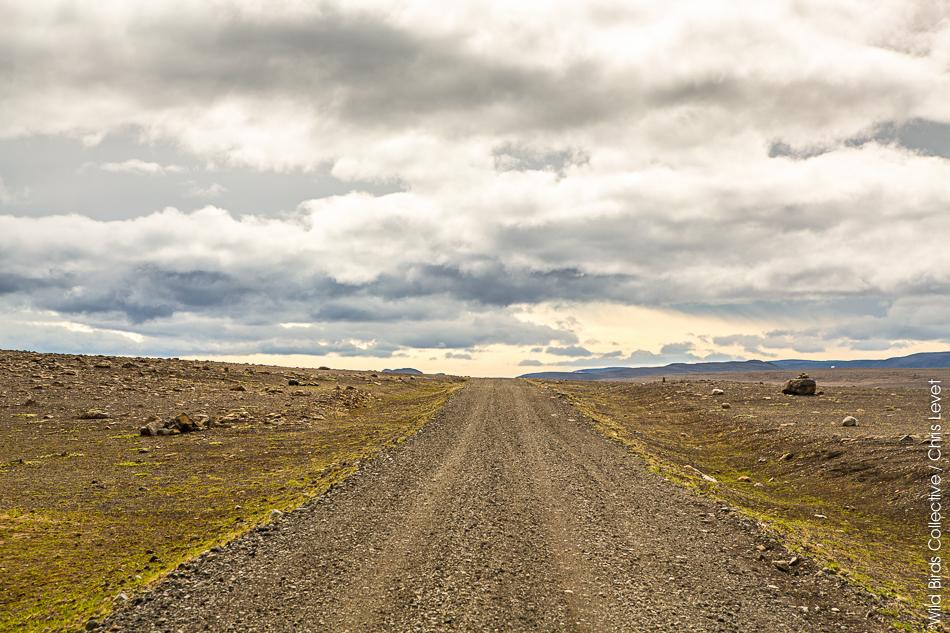 Islande Askja