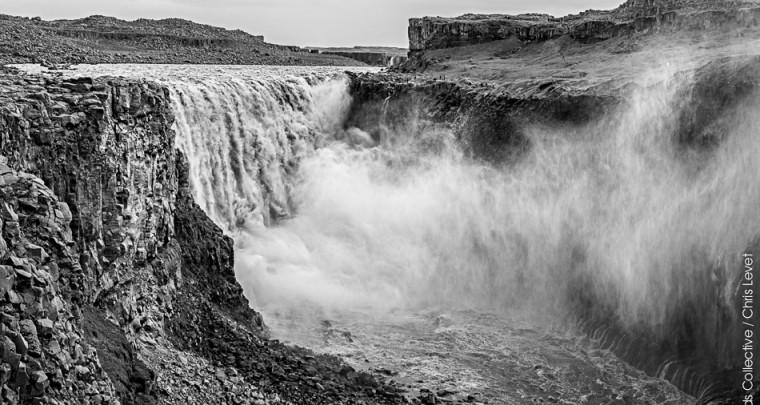 Islande : Hengifoss & Dettifoss