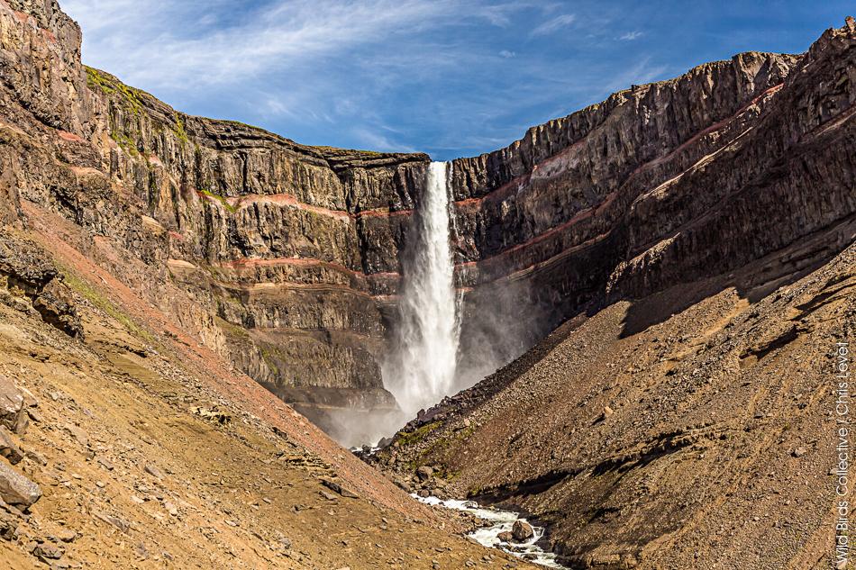 Islande Hengifoss