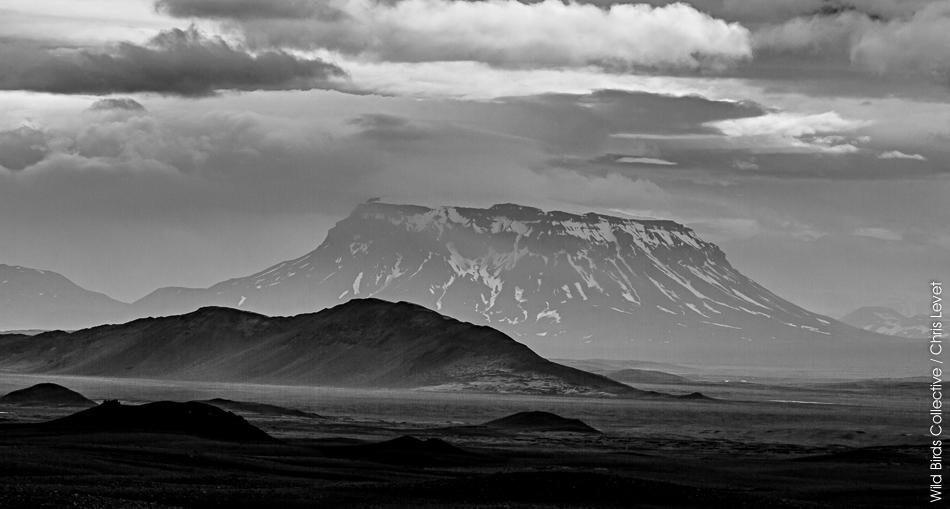 Herdubreid Islande