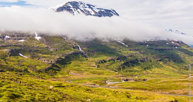 Islande : Fjords de l'Est