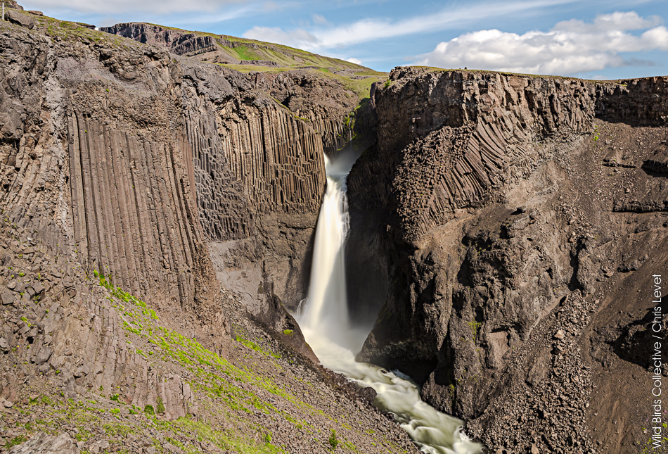 Litlanesfoss Islande