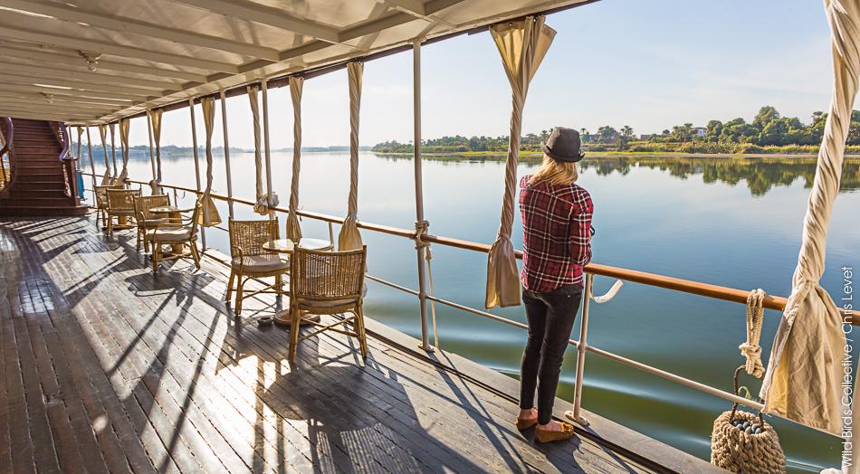 Egypte croisière sur le Nil