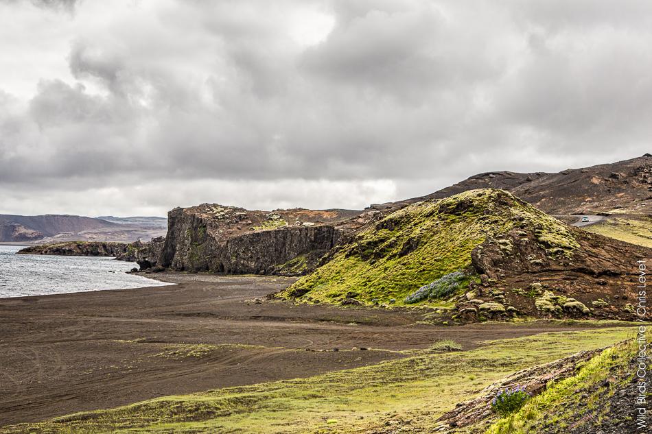 Islande péninsule de Reykjanes