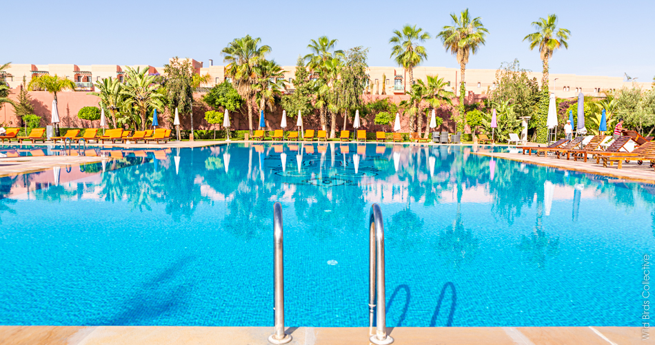 Palm Plaza Hotel Marrakech