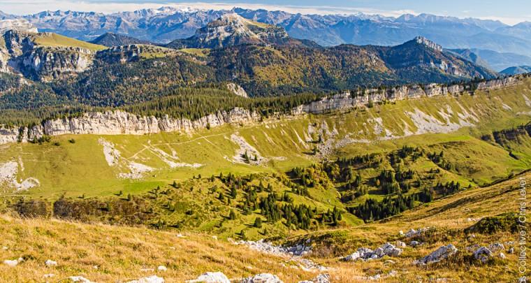 Balade dans les Alpes : La Grande Sure