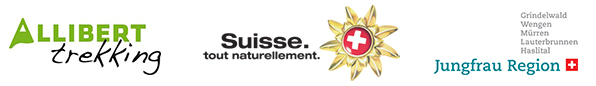 Logos trek Suisse