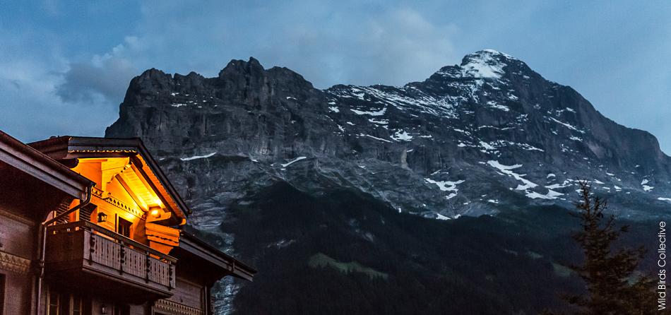 Eiger Grinderwald