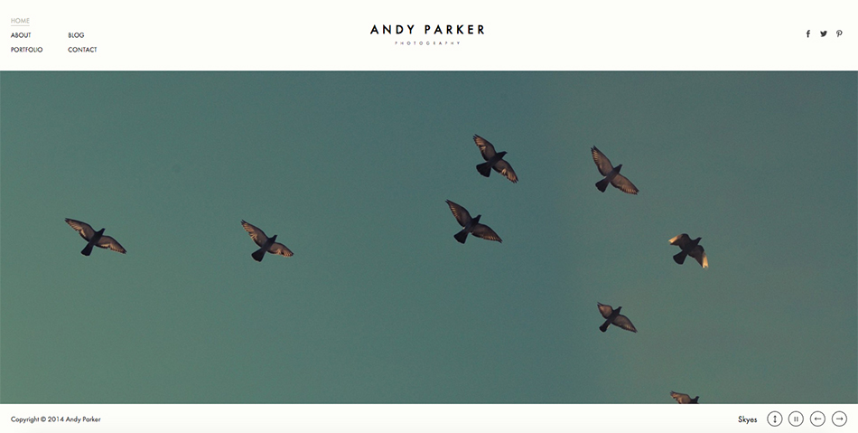Template-Wordpress-AndyParker