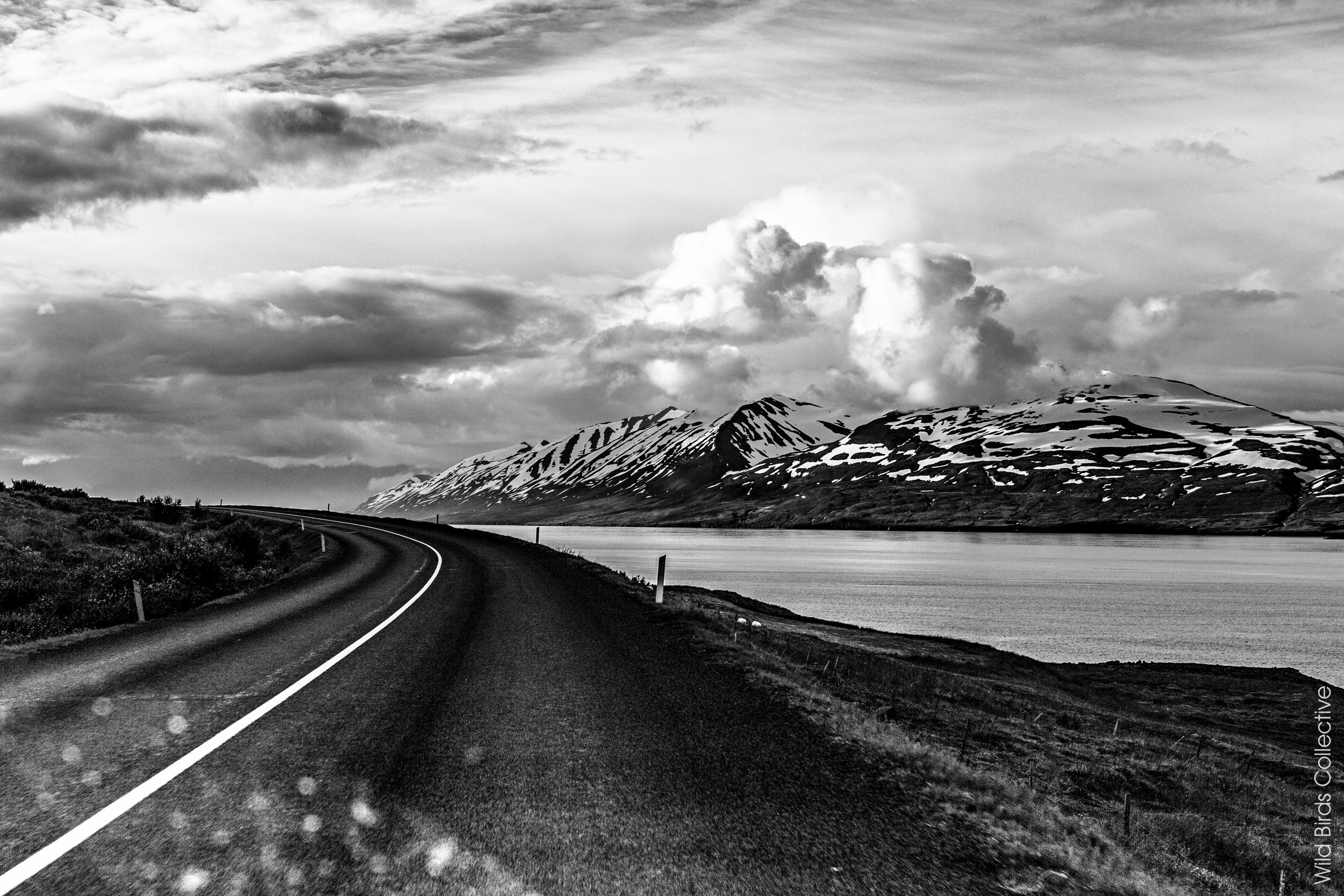 Sur les routes d'Islande : de Mývatn à Dalvík