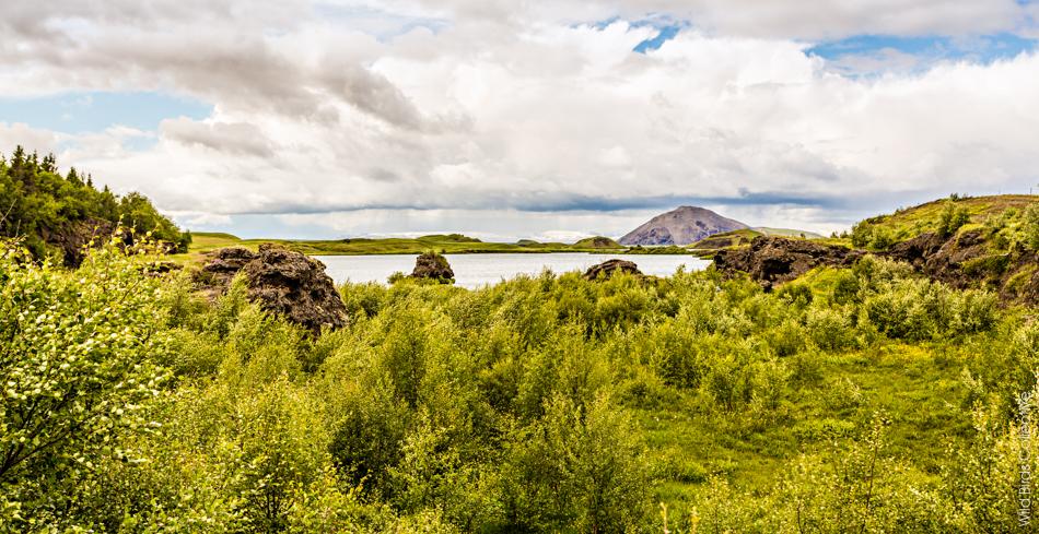Islande Myvatn