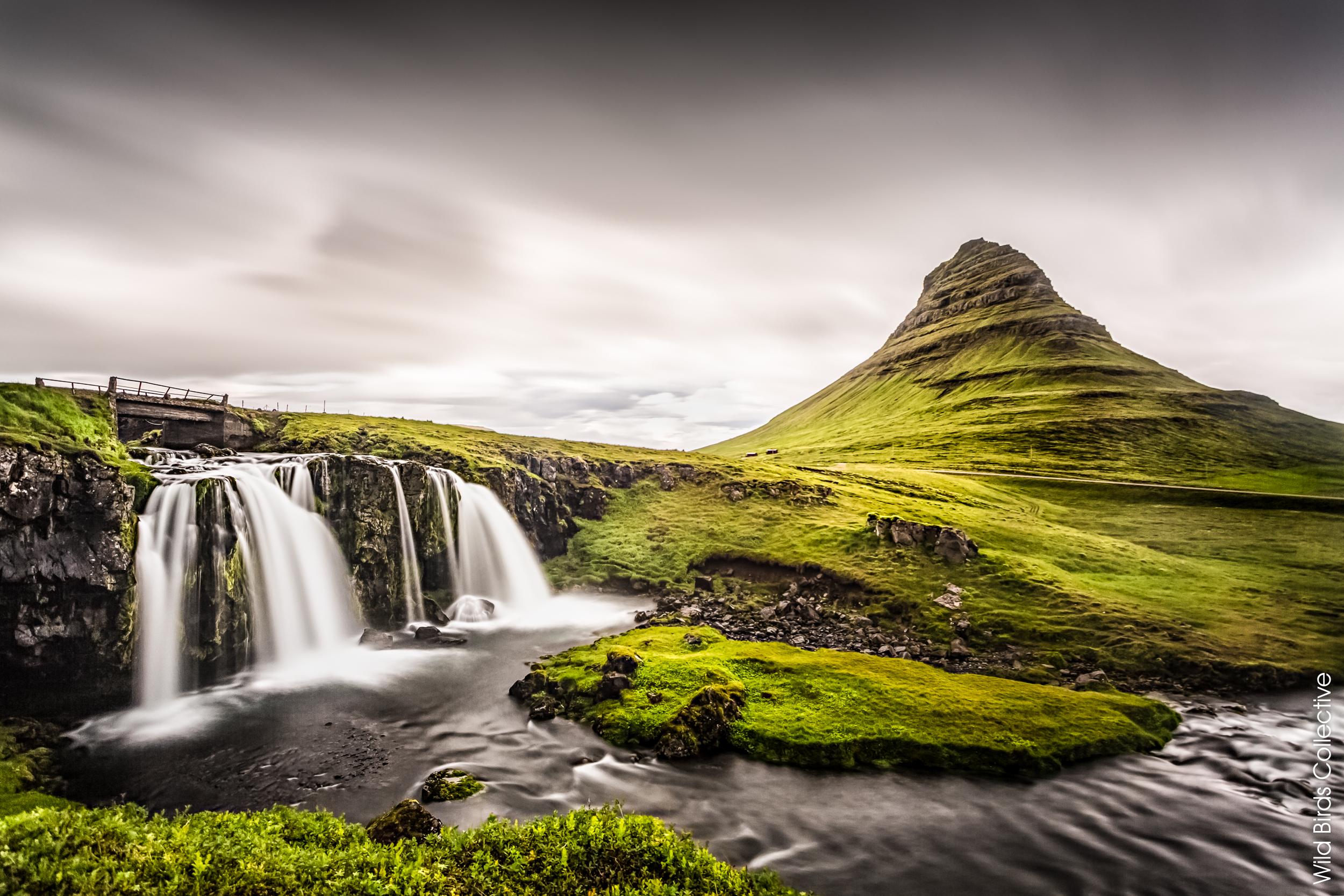 Islande : Exposition photographique et sonore