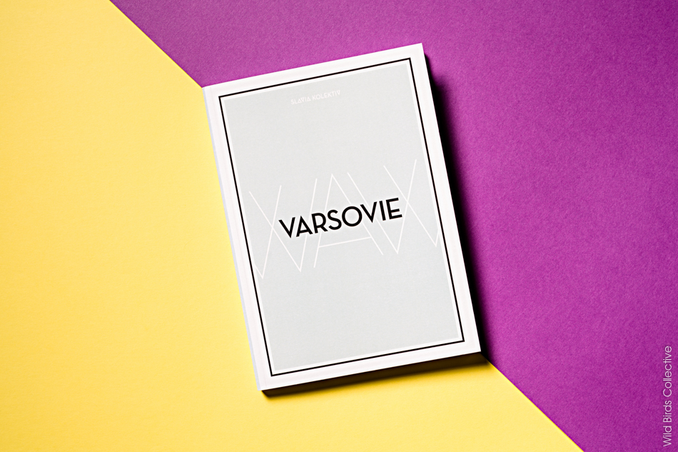 Guide Varsovie Slavia Vintage