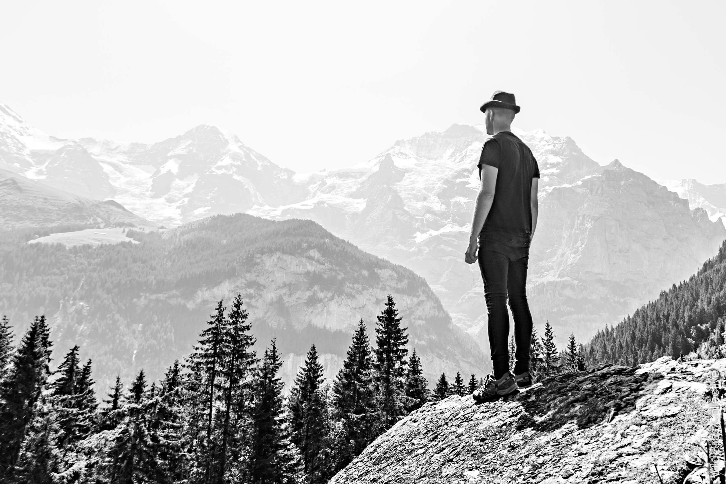 Randonnée de Lauterbrunnen à Winteregg