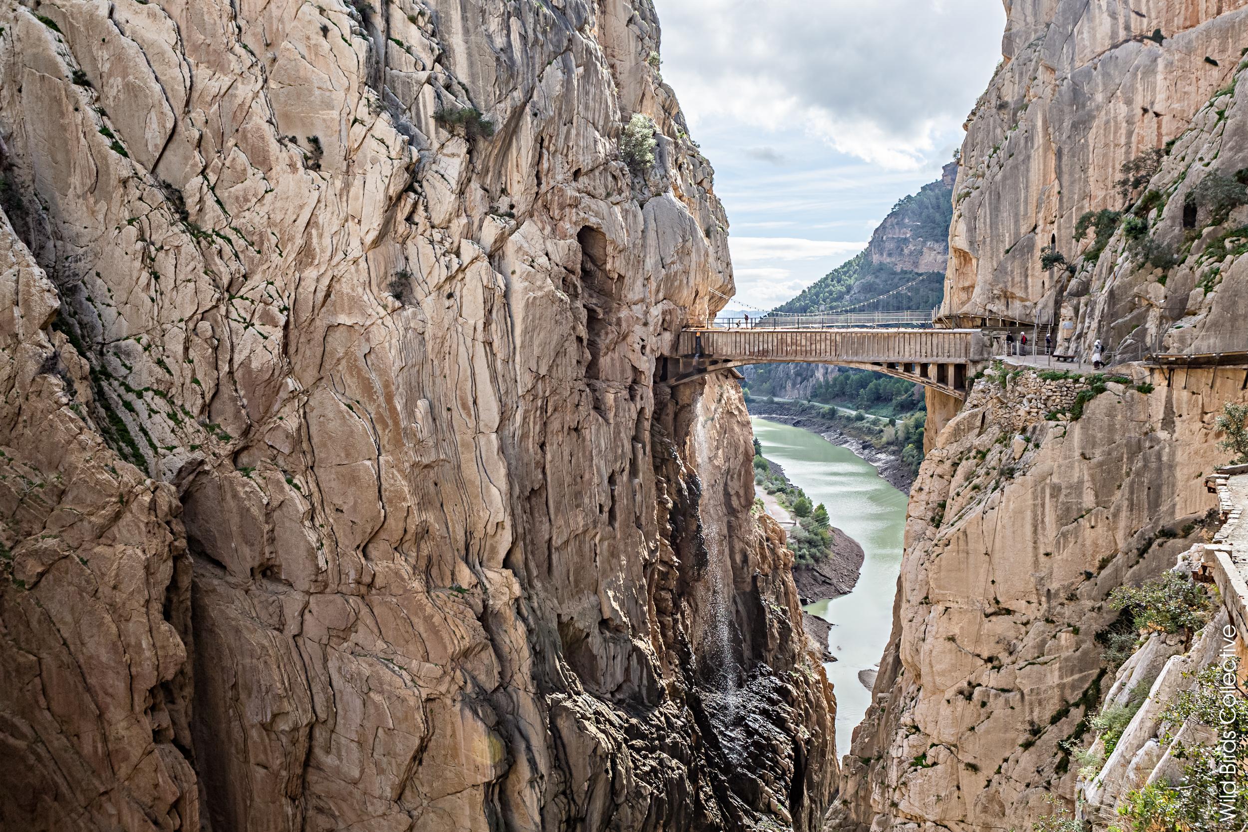 El Caminito del Rey : la via ferrata la plus dangereuse du monde