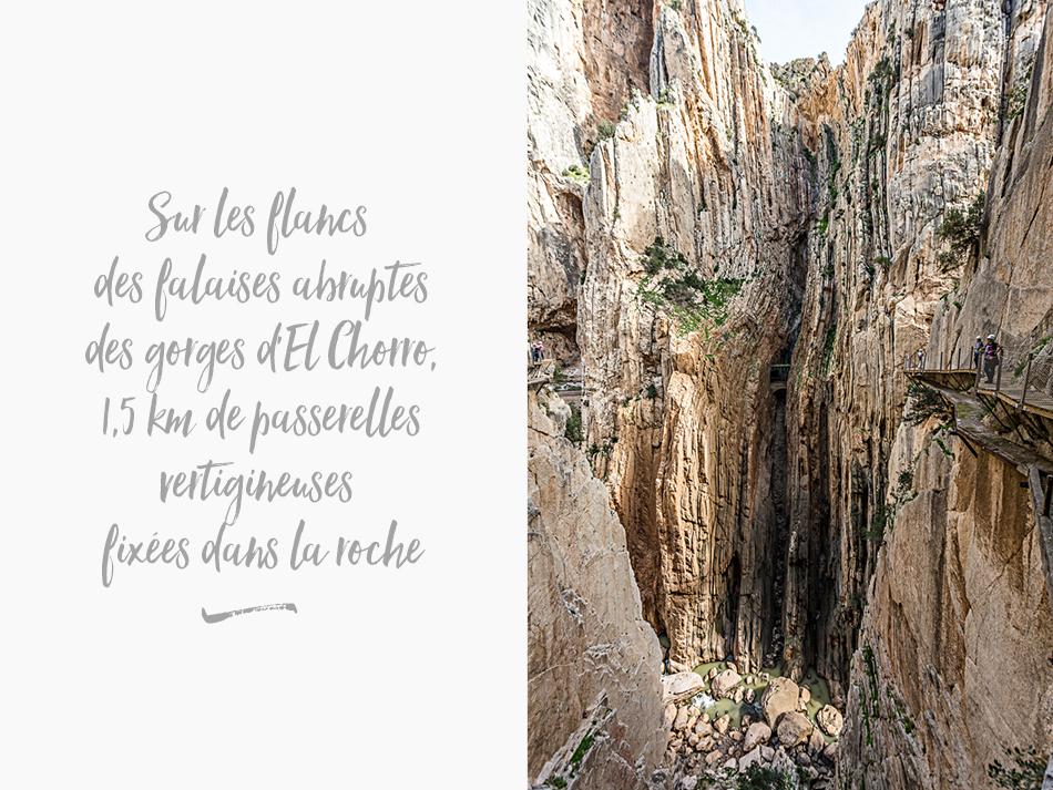 El Caminito del Rey, gorges del Chorro