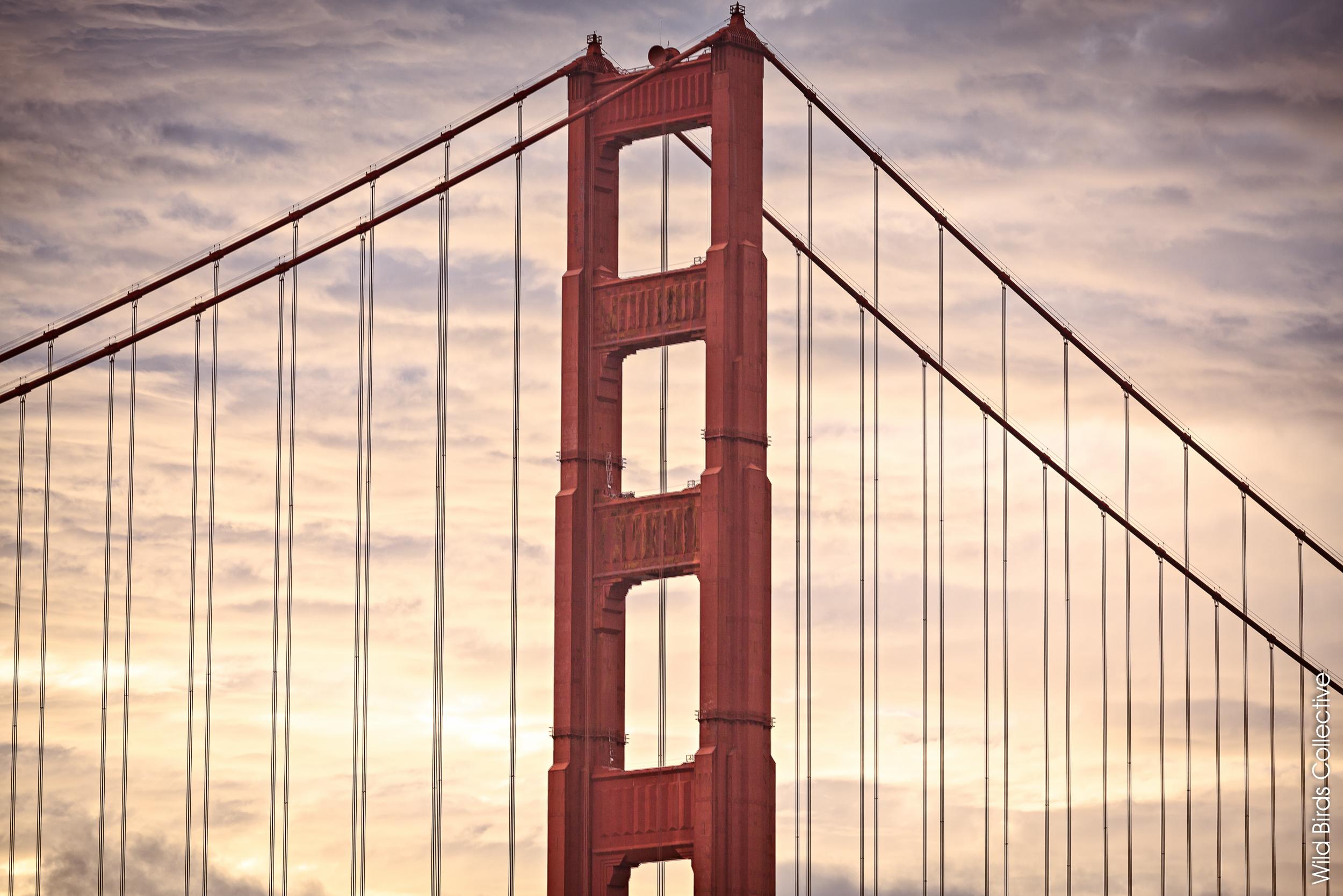 Traverser le Golden Gate Bridge de San Francisco à vélo