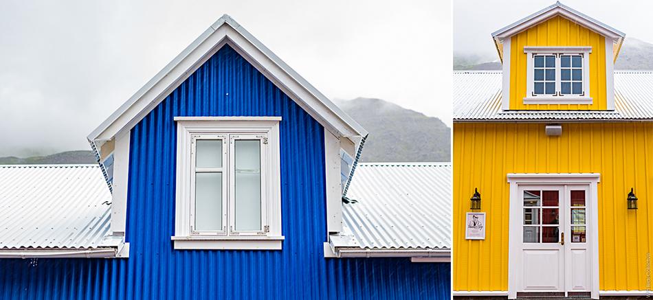 Sigulfjörður en Islande
