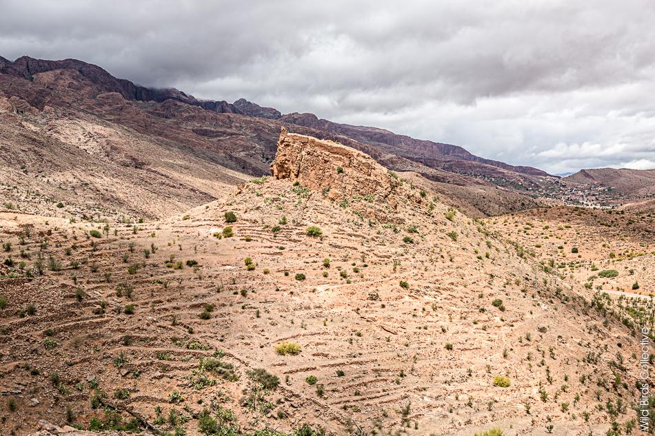 Montagnes, Anti-Atlas, Maroc