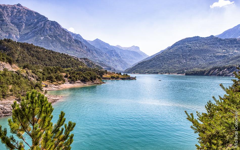 Serre pon on le lac des alpes du sud wild birds collective - Office du tourisme alpes du grand serre ...