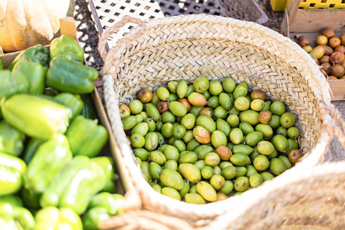 Marché aux légumes de Nizwa