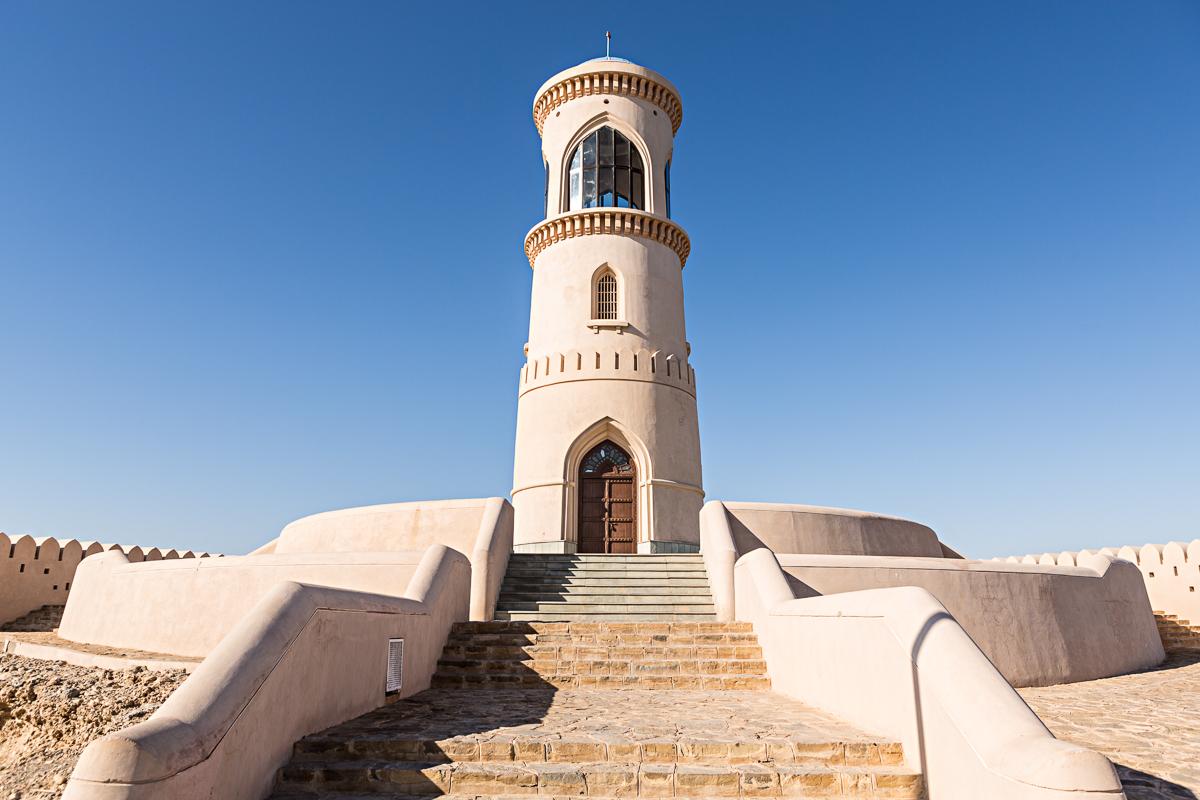 Phare de Al Ayjah à Sur